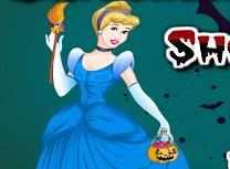 Cenusareasa Curatenie in Magazinul de Halloween