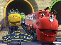Trenuri Chuggington Puzzle