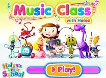Clasa de Muzica cu Helen