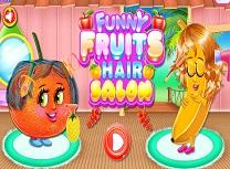 Fructe Amuzante Salon de Coafat