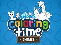 Timp de Colorat