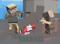 Combat Cubic Arena