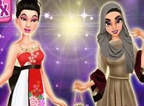 Concurs de Frumusete Chinezi vs Arabi