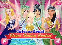 Concurs Regal International de Frumusete
