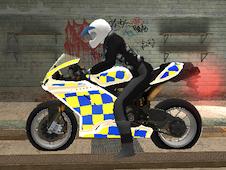 Conduceti cu Motocicleta Extrema