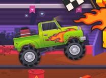 Conduceti Camioane Monstru