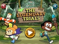 Craig of the Creek Legendary Trials