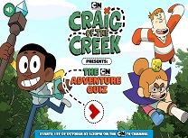 Aventura Craig of the Creek Quiz
