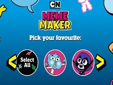 Creator de Meme Cartoon Network