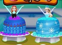 Cum sa Faci un Tort Frozen