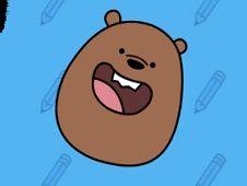 Cum sa il Desenezi pe Grizzly