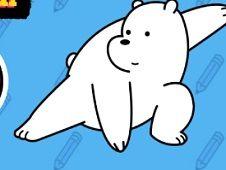 Cum Sa Il Desenezi pe Ice Bear