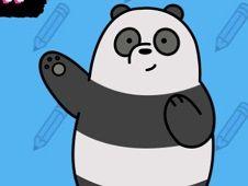 Cum Sa Il Desenezi pe Panda