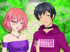 Cupluri Anime de Imbracat