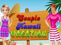 Cuplu Vacanta in Hawaii