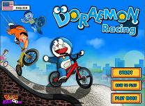 Curse cu Doraemon
