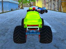 Curse Monster Truck Extreme