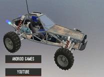 Curse Off Road Extreme cu Camioane 3D