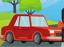 Curse in Traficul Aglomerat