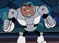 Cyborg Tinerii Titani