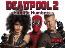 Deadpool 2 Numere Ascunse