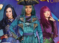 Descendants 2 de Colorat
