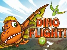 Jocuri cu Trenul Dinozaur