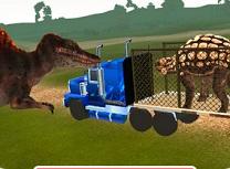Transporta Dinozauri