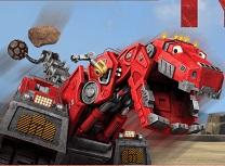 Dinotrux Distruge Pietrele