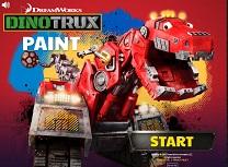 Dinotrux de Colorat 2