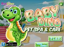 Dinozaur la Spa