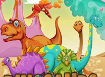 Dinozauri Miniaturi Ascunse