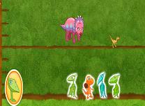 Dinozaurii si Conurile de Pin