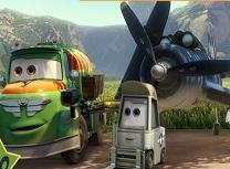 Disney Cars Diferente