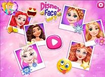 Disney Face Warp