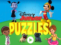 Disney Junior Puzzle