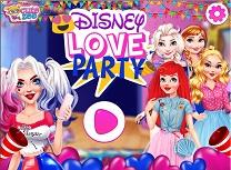 Disney Petrecerea Dragostei