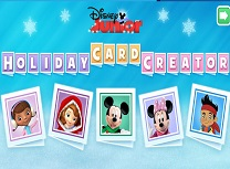 Disney Junior Felicitari de Craciun