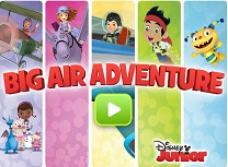 Disney Aventura in Aer