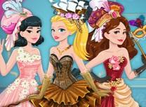 Distractia Fashion la Balul Mascat