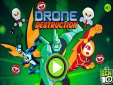 Distrugerea Dronelor