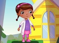 Jocuri cu Doctorita Plusica