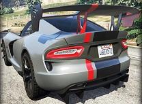 Dodge Viper Diferente