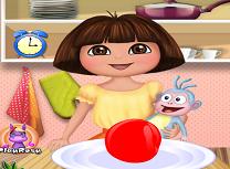 Dora Gateste Placinta cu Rosii