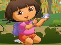 Dora Puzzle de Paste