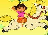 Dora Plimbare cu Ponei