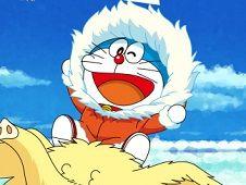 Doraemon Aventura Arctica