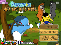 Doraemon si King Kong
