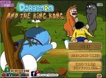 Doraemon si King Kong