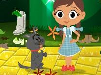 Dorothy din Vrajitorul din OZ de Imbracat
